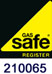 Gas Safe Registration 210065